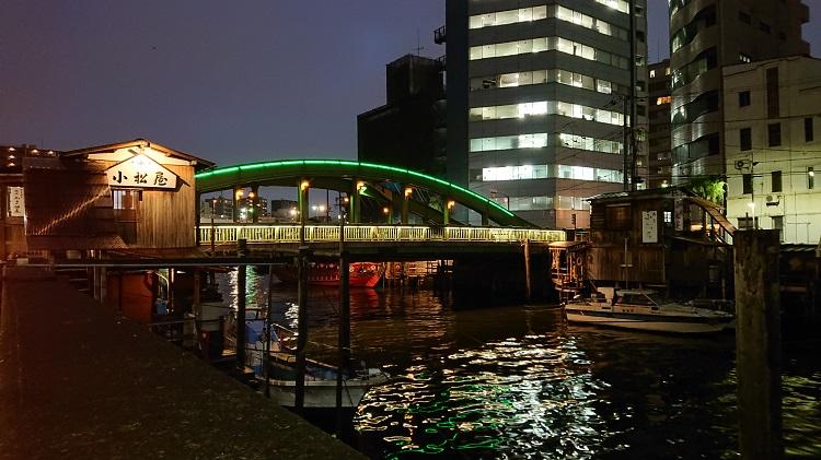 浅草橋の風景