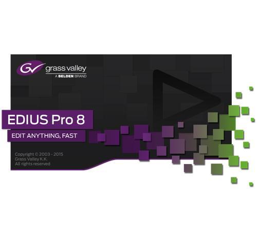 EDIUS 8 バージョン8.5でボイスオーバーがフリーズ